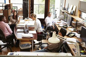 The Benefits of Coworking Office Space
