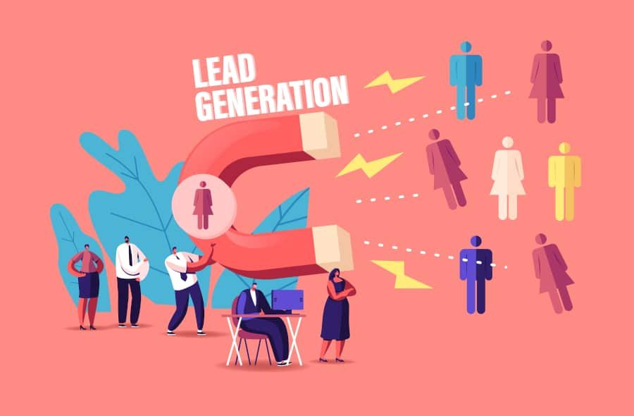 make sure that the content always offers value to the audience it's more likely to capture leads and generate results