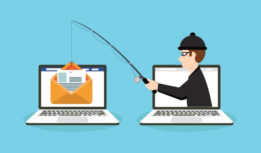 ways to identify phishing emails poor grammar bad spelling