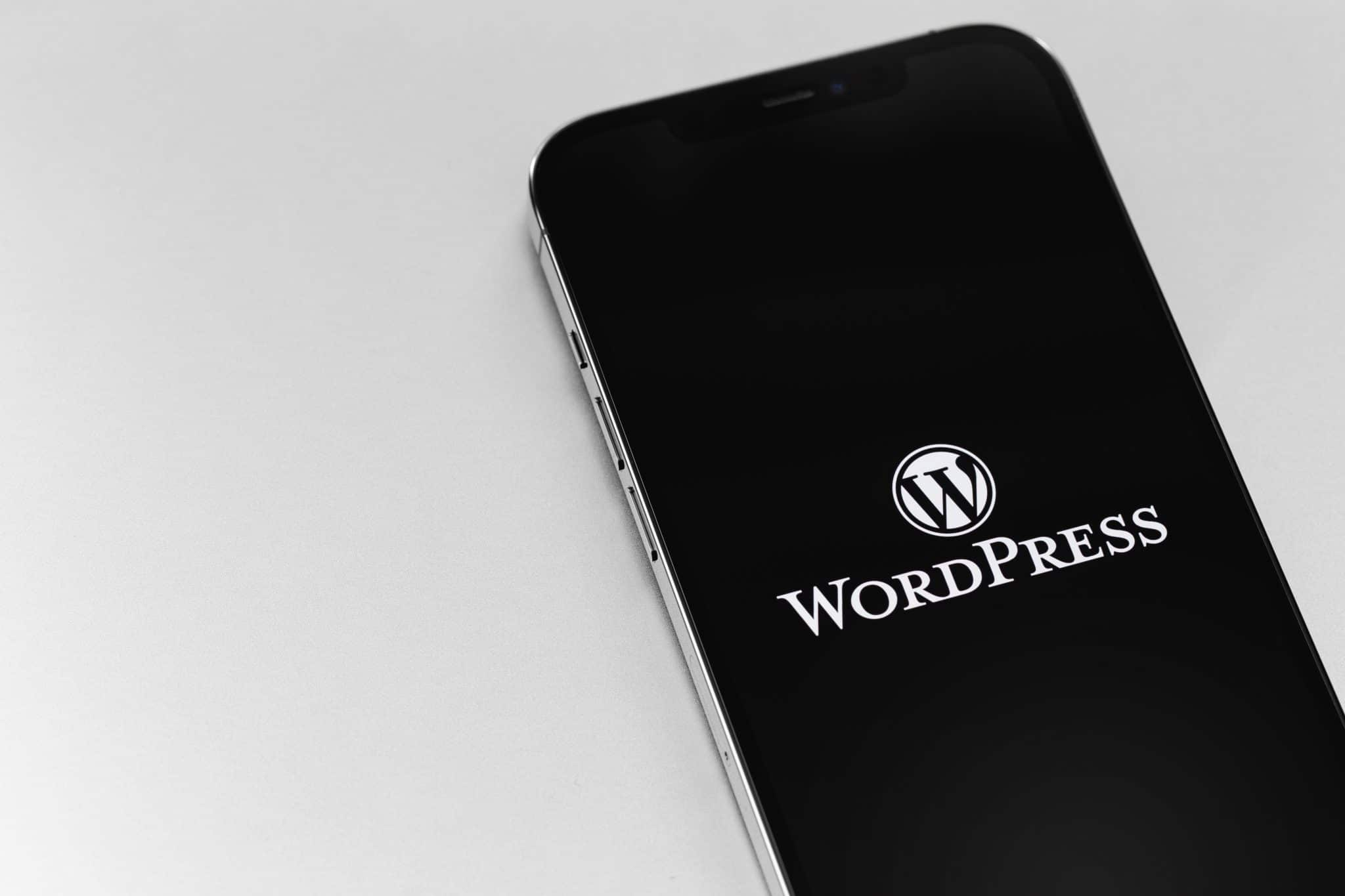 wordpress has a lot of good selling points easy to use and incredibly user-friendly
